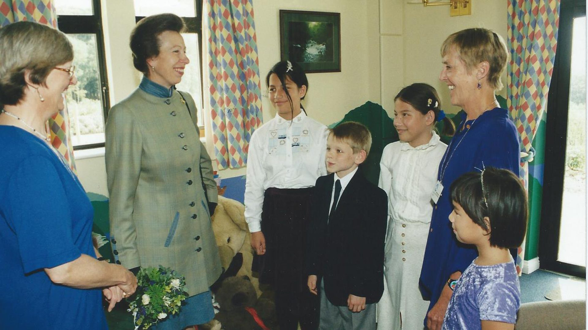 Picture of HRH The Princess Royal